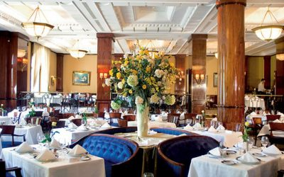 Restaurants, Traditions, Trends